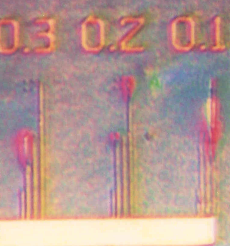 PTB Chip, Enlarged central Section
